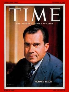 Pre-Watergate public affection