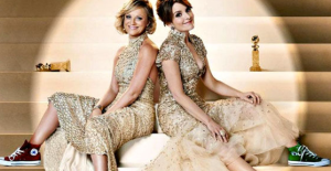 Returning again to host, Amy Poehler and Tina Fey