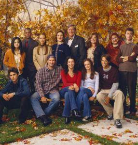 Season 6 of Gilmore Girls ruined it.