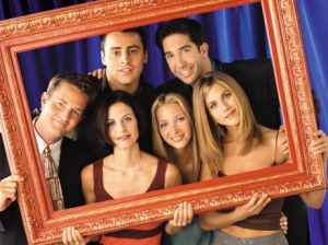 The second to last season of Friends was by far its worst.
