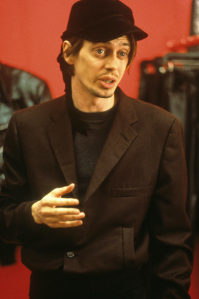Steve Buscemi as Wilfredo in the film version