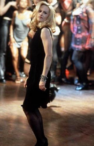 Holly Hunter in Living Out Loud