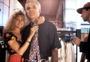 SJP and Steve Martin in yet another 90s movie they starred in that is frequently overlooked by cinema history.