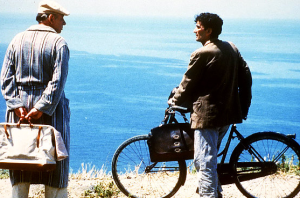 Still from Il Postino