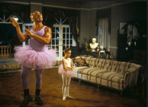 One of many levels of wrongness with Hulk Hogan in Mr. Nanny