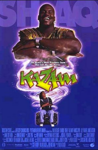 Unfortunate promotional poster for Kazaam