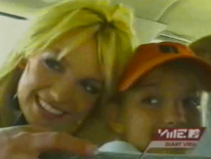 Britney with Jamie Lynn
